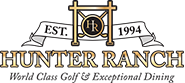 Hunter Ranch Golf Logo